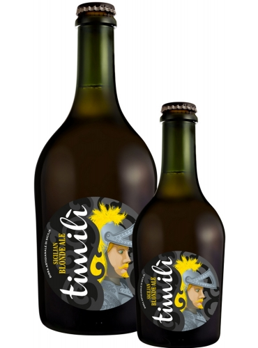 Timilì Blond Ale 75 cl