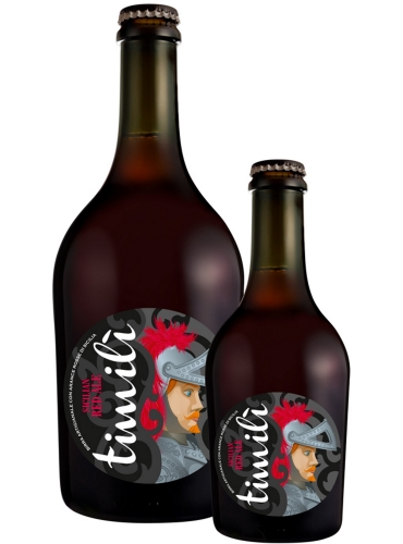 Timilì Red Ale 33 cl.