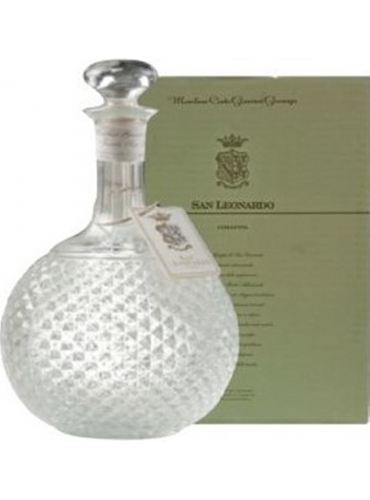 Grappa Bianca in decanter di vetro 50 cl