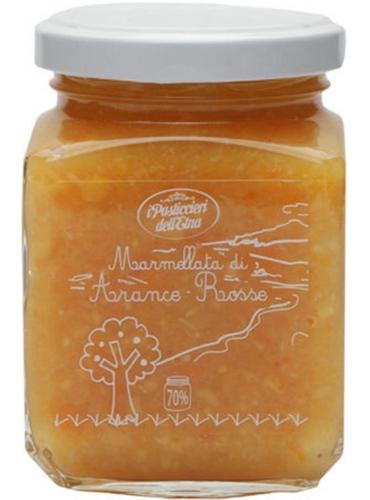 Marmellata di Arance Rosse 250 g