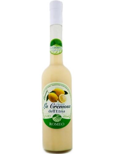 La Cremosa dell'Etna al limone 50 cl