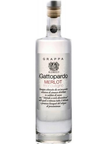 Grappa iGattopardo Merlot 50 cl