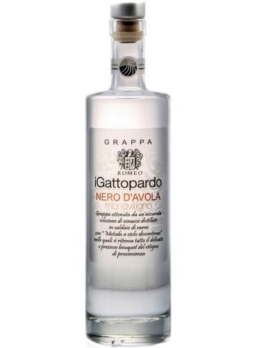 Grappa iGattopardo Nero d'Avola 50 cl