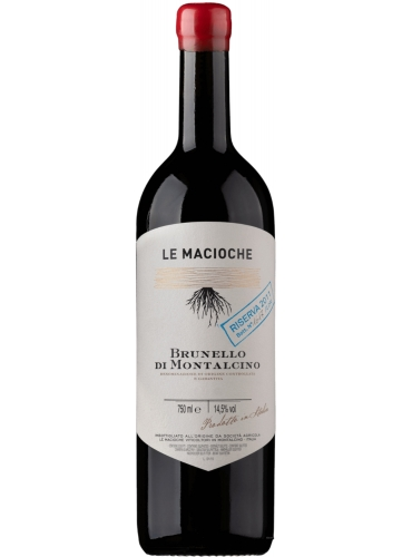 Le Macioche 2013 Brunello di Montalcino Riserva