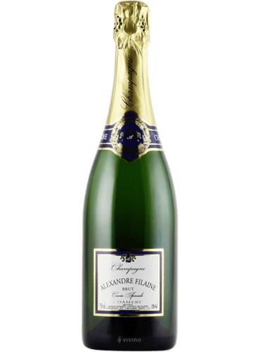 Champagne Cuvée Spéciale magnum