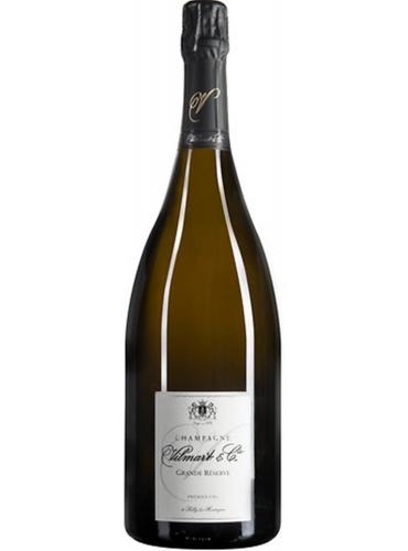 Champagne Grande reserve magnum