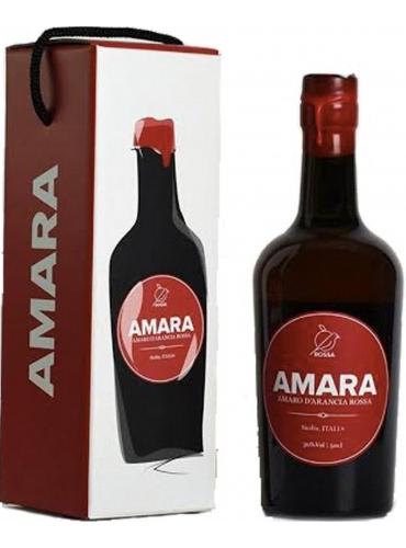 Amara 50 cl in astuccio