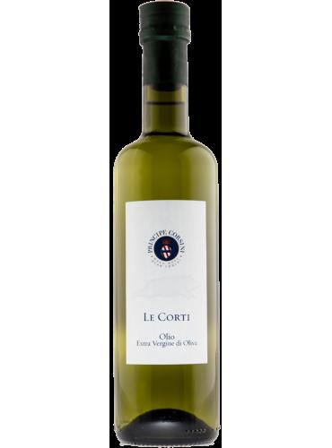Olio EVO Le Corti 75 cl 2020