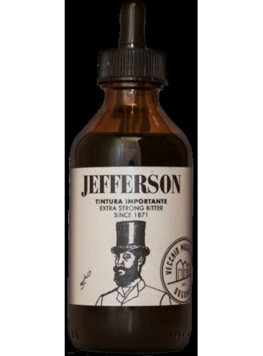 Jefferson Tintura Importante