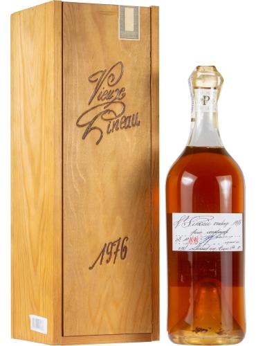 Lheraud Pineau des Charentes Très Vieux 1976