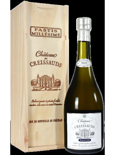 Château des Creissauds 2016 in legno