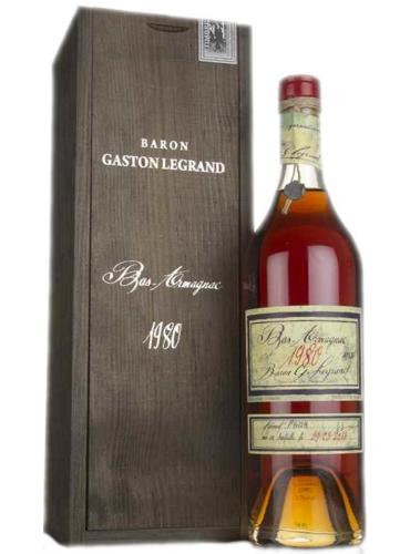 Baron Gaston Legrand 1980