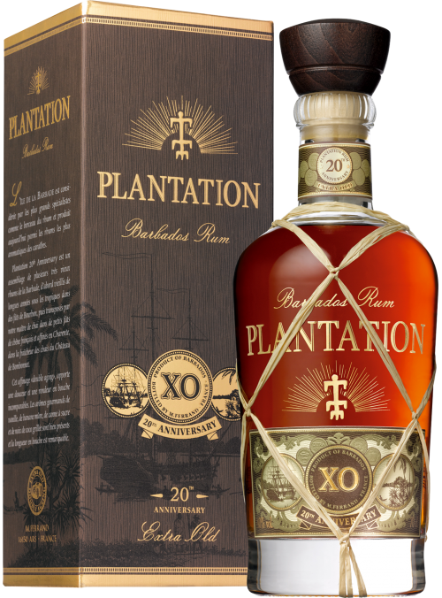 Plantation XO 20th. anniversary