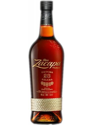 Ron Zacapa Solera 23 anni gran reserva