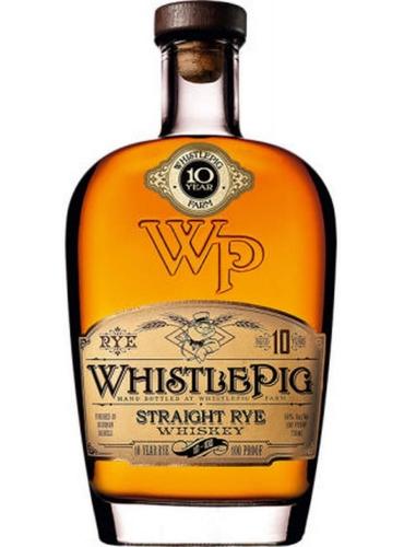 Straight Rye Whiskey 10 YO