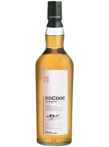 Ancnoc single malt 12 YO