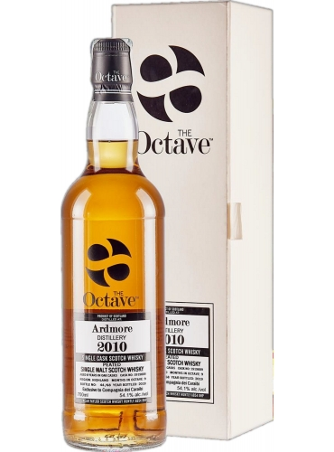 The Octave Ardmore peated 8YO 2010