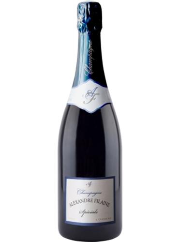 Champagne Cuvée Spéciale