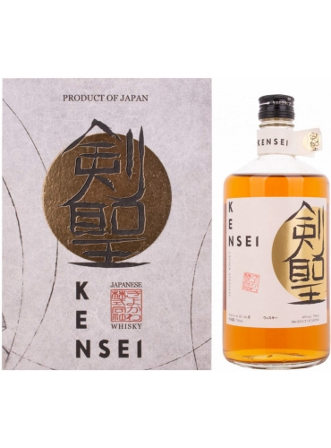 Kensei Japanese whisky