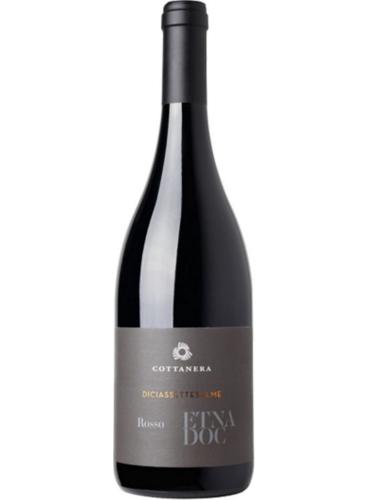 Etna Rosso Contrada Diciassettesalme 2018
