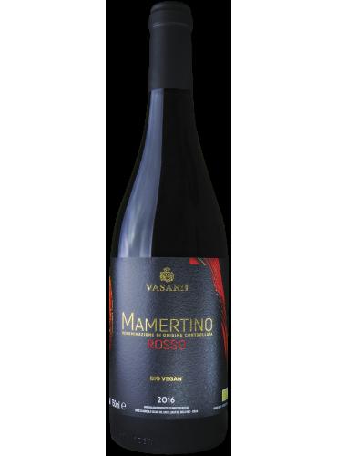 Mamertino rosso 2017