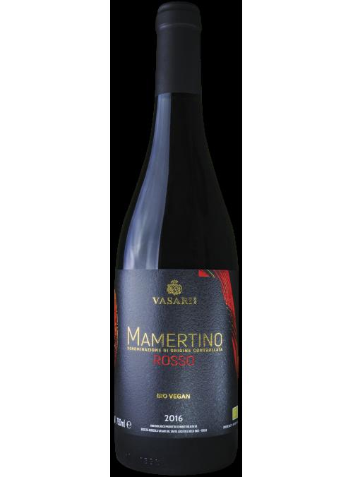 Mamertino Rosso 2016 jéroboam