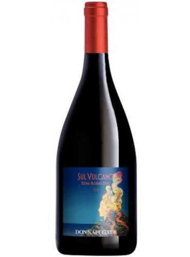 Sul Vulcano rosso magnum 2017