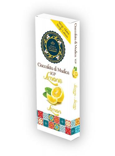 6 pz Cioccolato di Modica IGP gusto limone