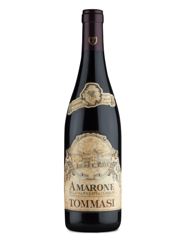 Amarone della Valpolicella classico 2015