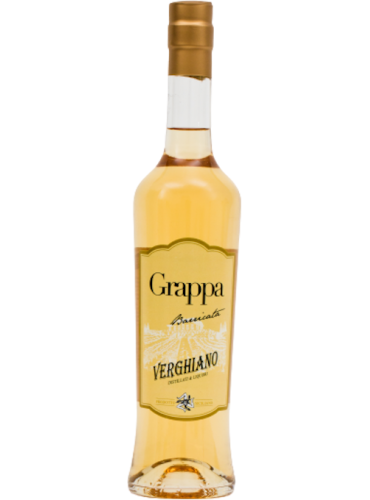 Grappa barricata