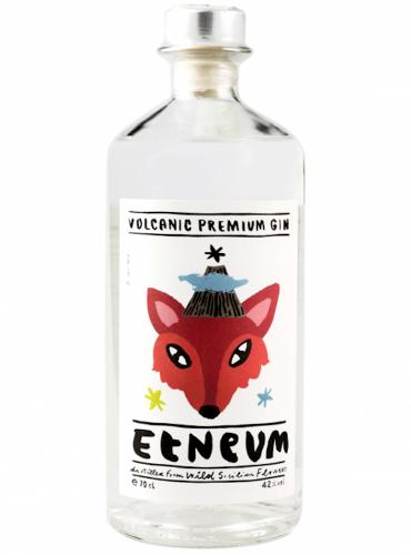 Etneum Volcanic premium gin - Aetnae