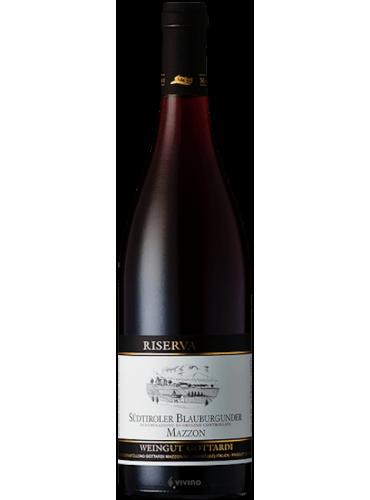 Pinot Nero riserva 2015