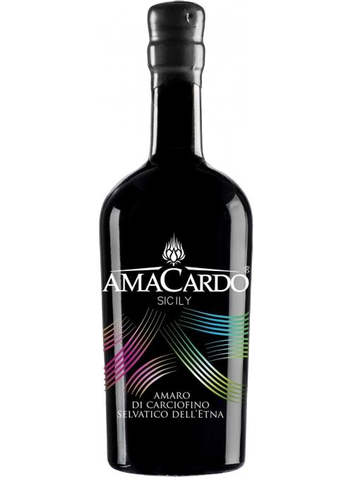 Amaro di Carciofino selvatico dell'Etna magnum