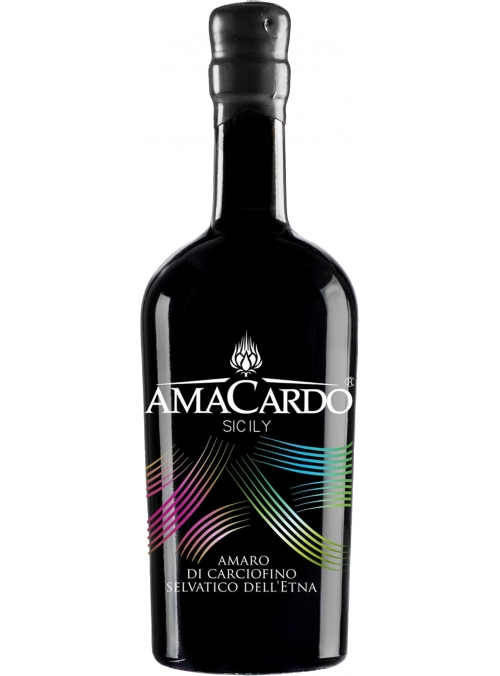 Amaro di Carciofino selvatico dell'Etna