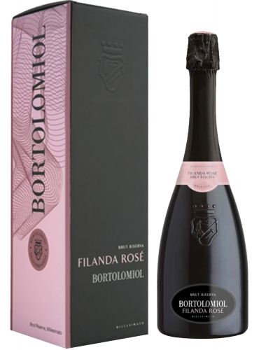 Filanda Rosé magnum in astuccio