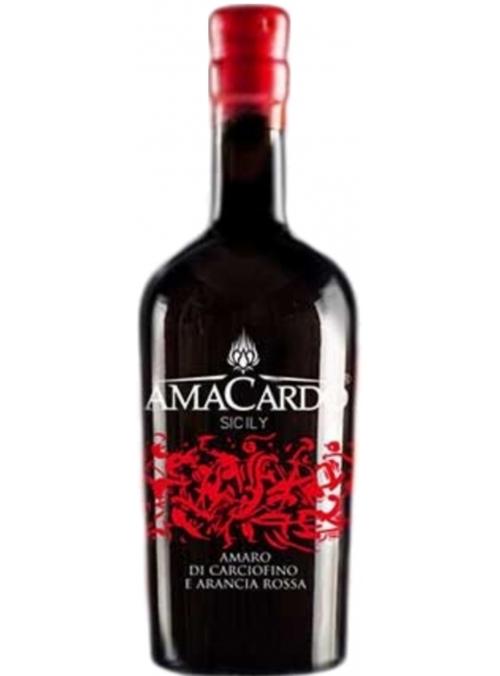 Amaro di Carciofino e Arancia Rossa