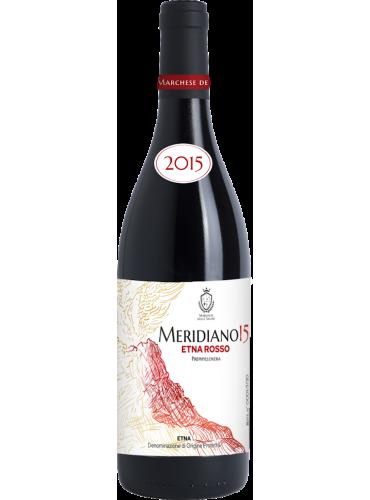 Etna Rosso Prephylloxera 2015 Meridiano 15