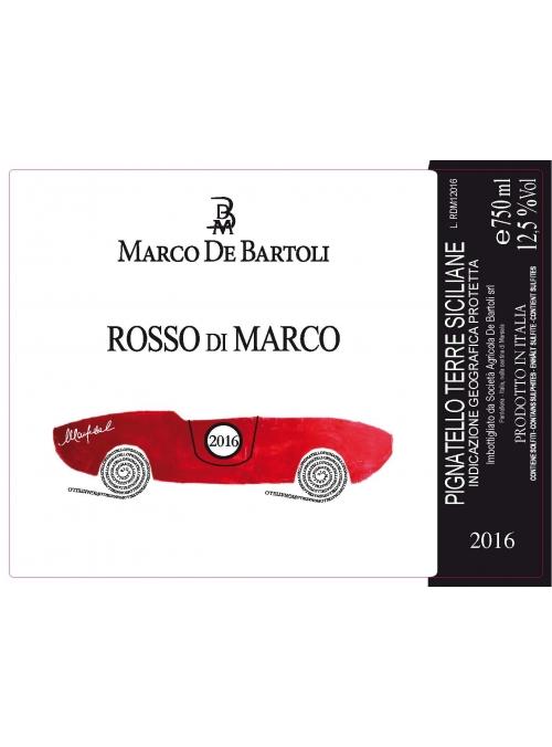 Rosso di Marco 2018