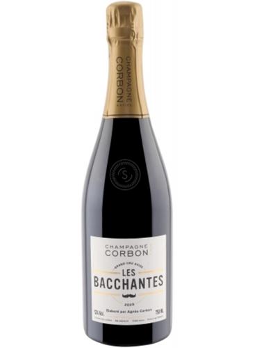 Les Bacchantes Chardonnay Grand Cru 2009